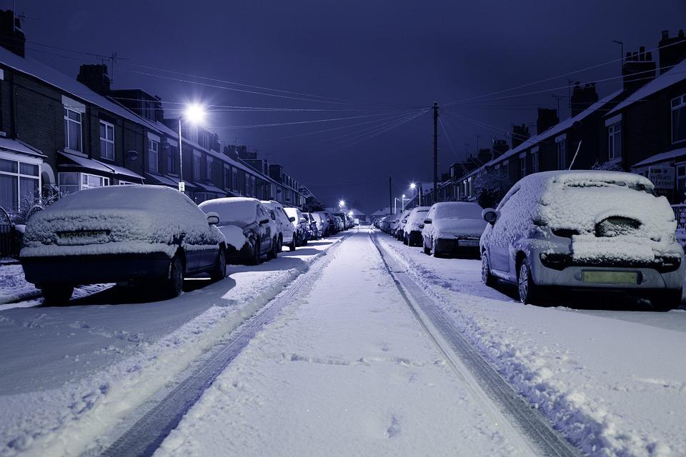 coche invierno averías madrid